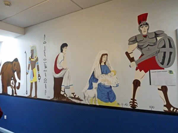 Educational Murals Schools Colleges And Day Nurseries
