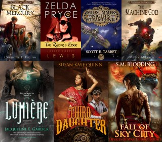 Steampunk, StoryBundle and Stuff