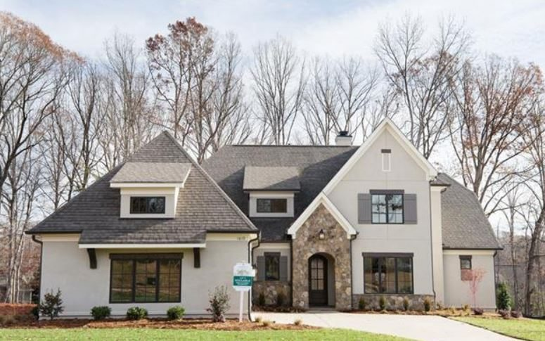House in Stevens Grove in Matthews NC