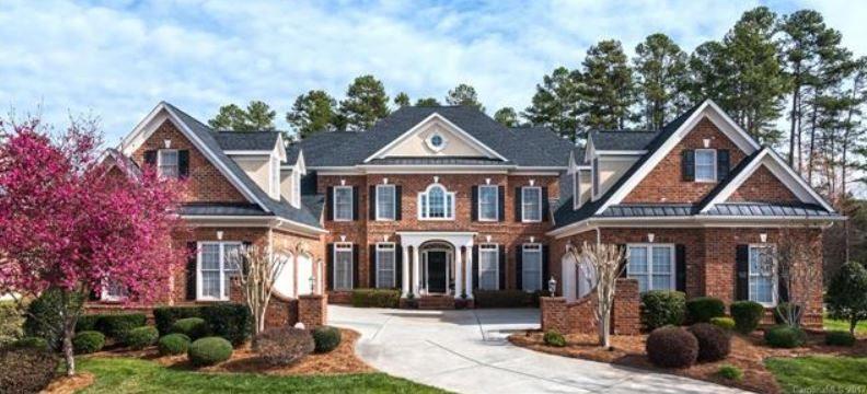 House in Weddington Chase Marvin NC