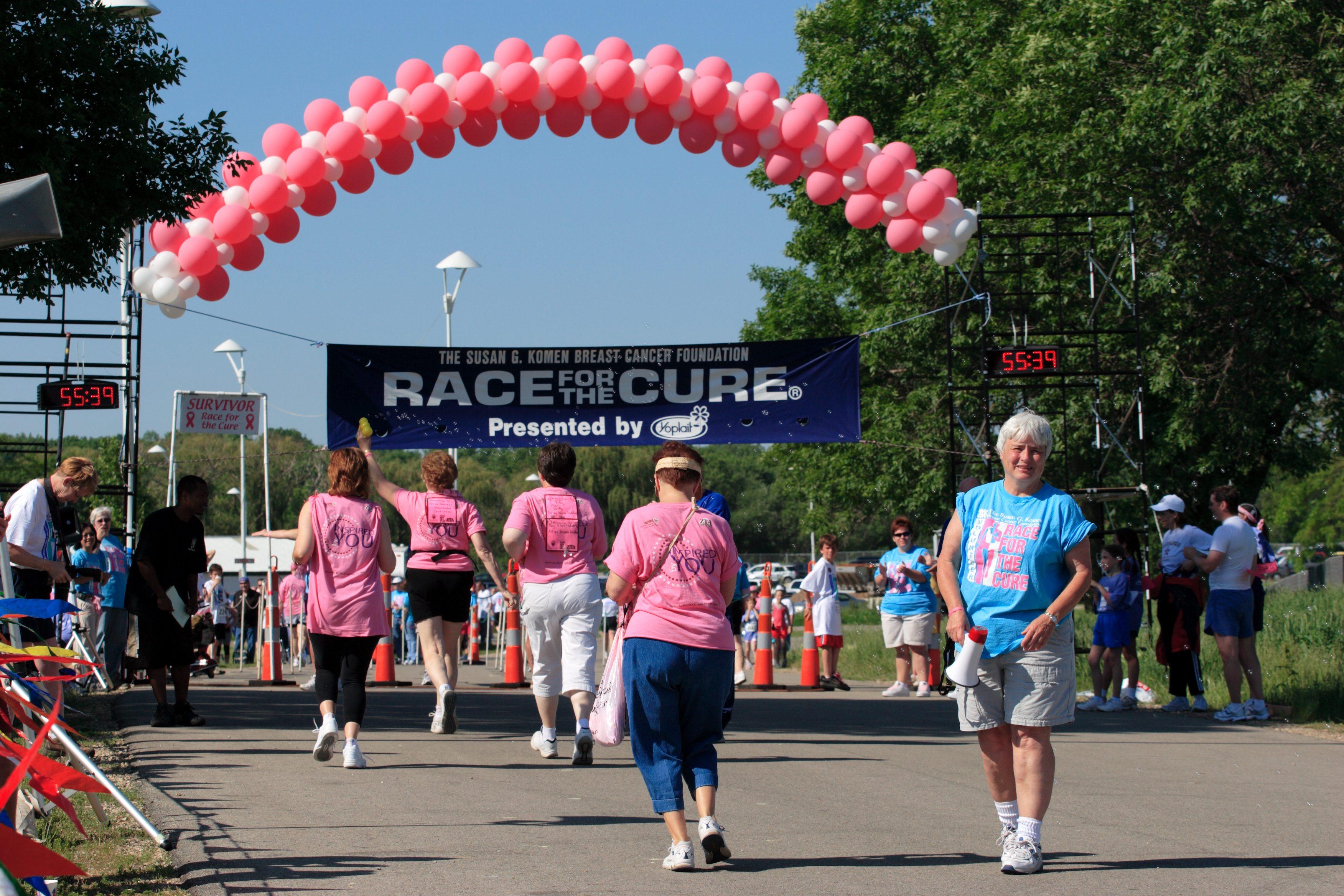 Komen Race for the Cure Charlotte - Charlotte Real Estate Listings