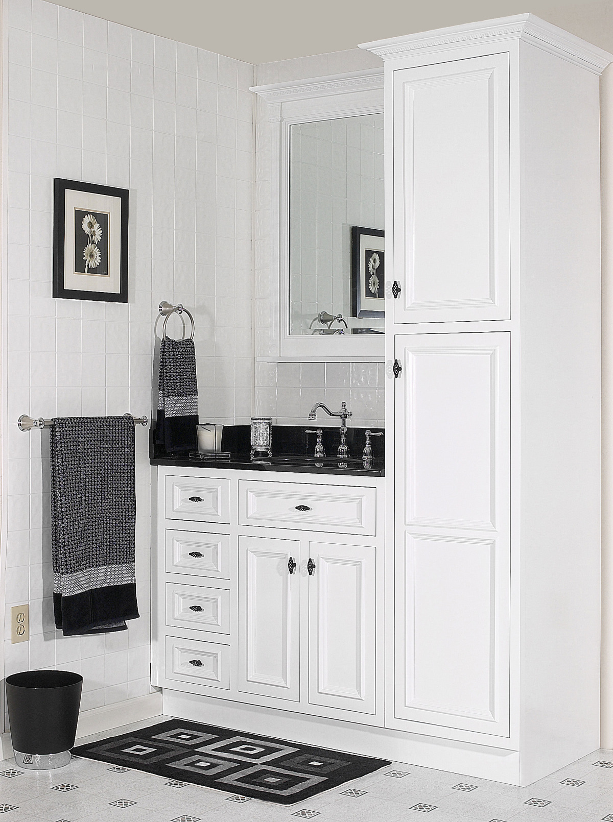 Bathroom Vanity  Premium Kitchen Cabinets