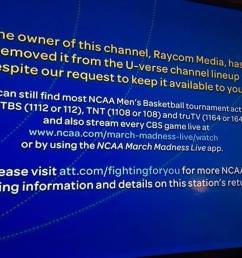 raycom says no to u verse demand to end blackout for unc game charlotte observer [ 1140 x 855 Pixel ]