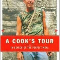 Kitchen Confidential Book Ceramic Tile Floor Anthony Bourdain Tribute To Chef Author Who Visited