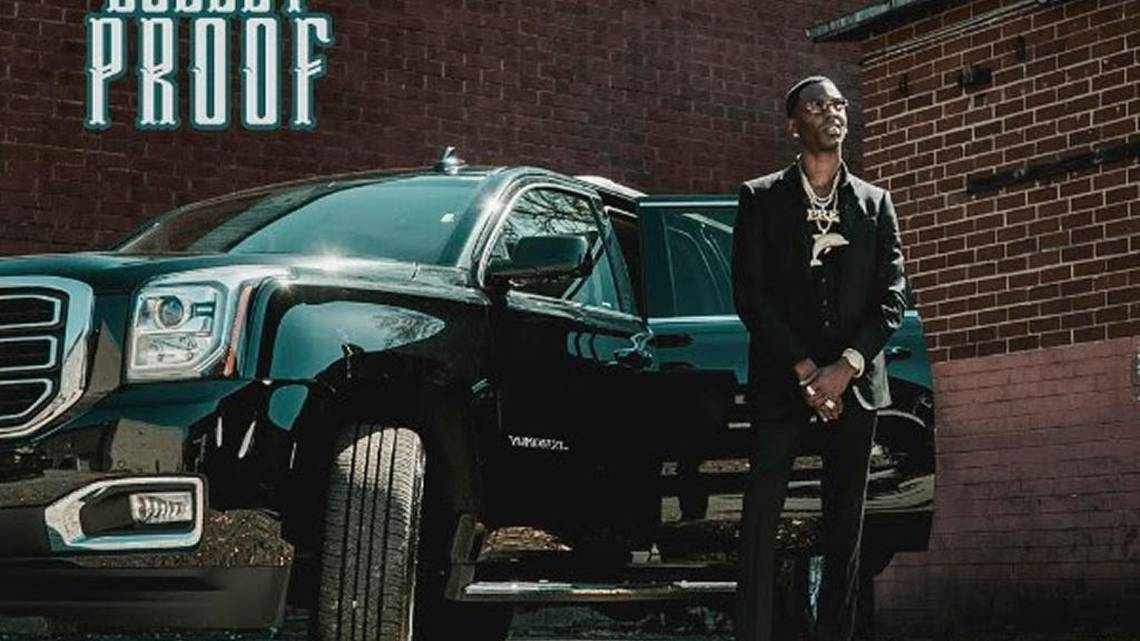 Rapper Young Dolph trying to cash in on shooting incident