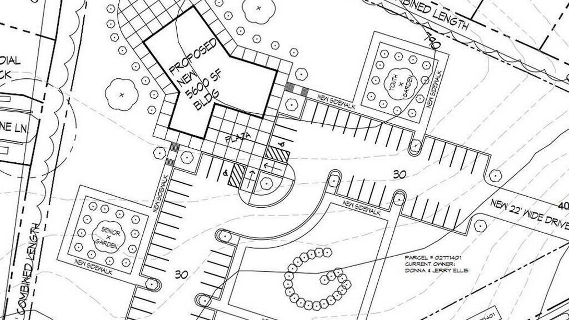 Masonic lodge plans new building in the shape of its
