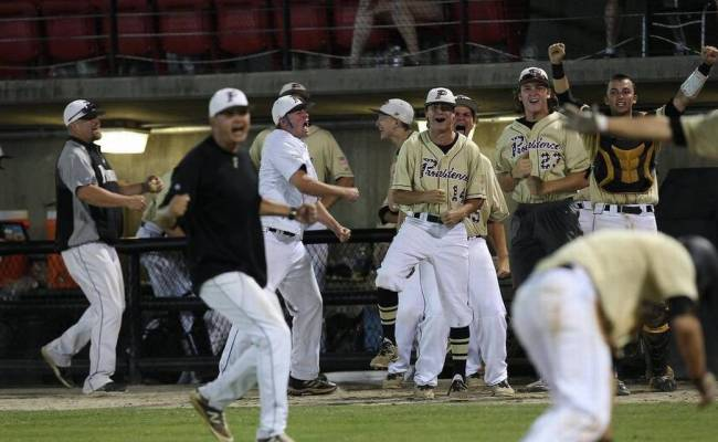 Providence Beats Millbrook In 3 Games To Win Nc 4a
