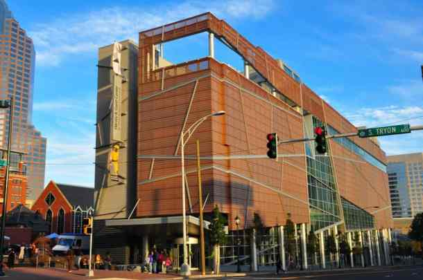 free admission to Gantt Center Charlotte