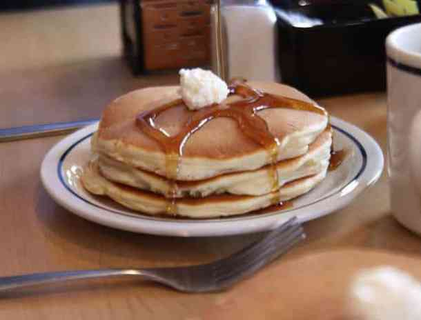 Free Pancakes At Ihop February 25 For National Pancake Day Charlotte On The Cheap