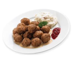 IKEA Swedish meatballs