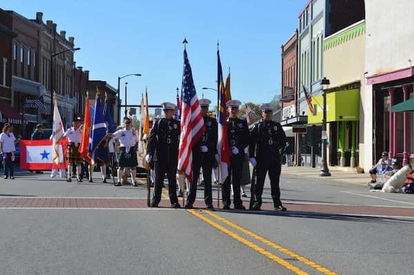 mooresville veterans day