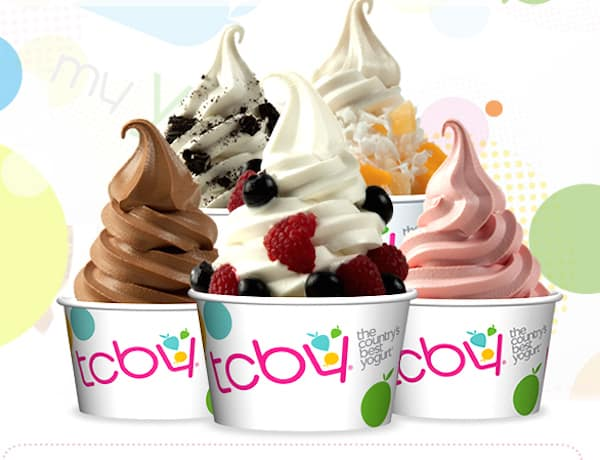 Free frozen yogurt at TCBY Feb 6 - Charlotte On The Cheap
