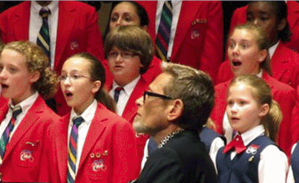 charlotte childrens choir