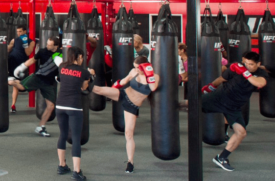 Free fitness classes at UFC Gym Matthews - Charlotte On The Cheap