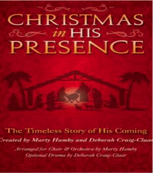 christmas in his presence