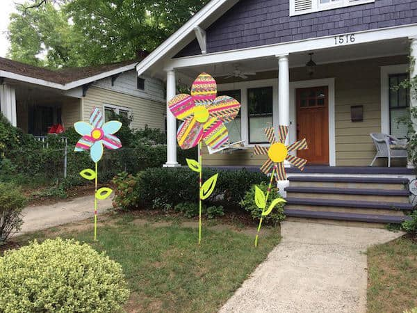 yard art day 2015