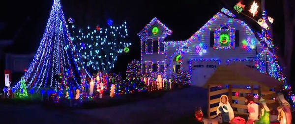 Best Christmas Light Displays In The Charlotte Area 2018 Charlotte On The Cheap