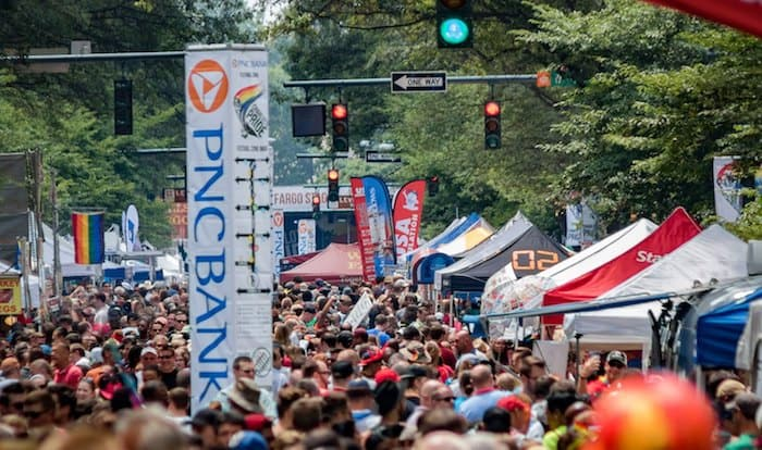 Charlotte Pride Festival and Parade
