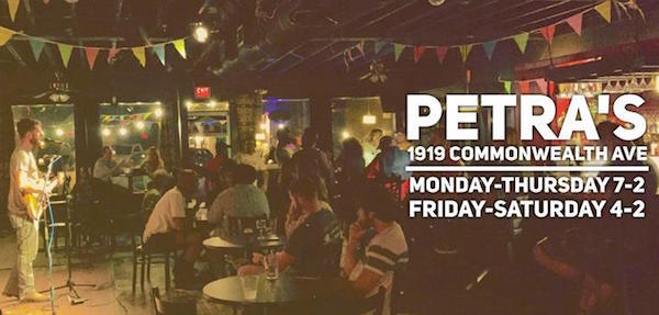 Halloween at Petra's: Films, Costume Contest with cash prize