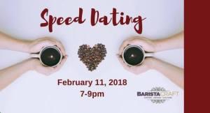 Barista dating