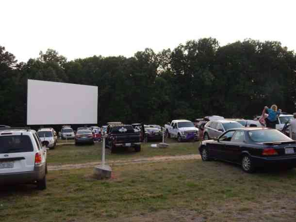 drive-in movie shelby nc charlotte
