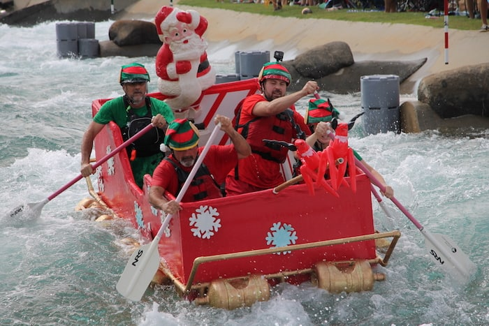 Fall Festival at U.S. National Whitewater Center includes Build-Your-Own-Boat competition