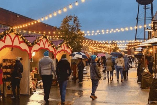 mistletoe market camp north end vtgclt vintage christmas