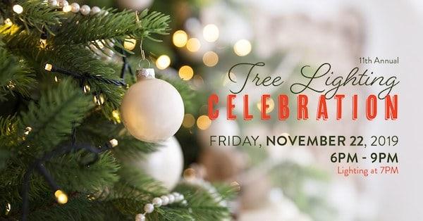 Christmas Tree Lighting Piedmont 2020 Piedmont Town Center tree lighting   Charlotte On The Cheap