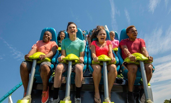 Discount on single-day admission at Carowinds: just $39 99