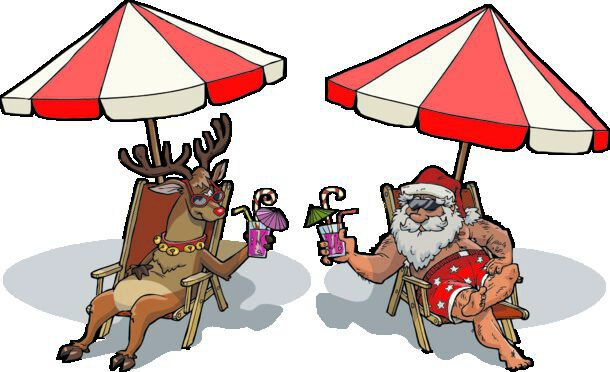 Christmas In July Santa Clipart.Christmas In July At Morris Costumes Pictures With Santa