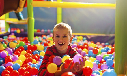 Admission or Party at Xtreme Play (Up to 51% Off). Three Options Available.