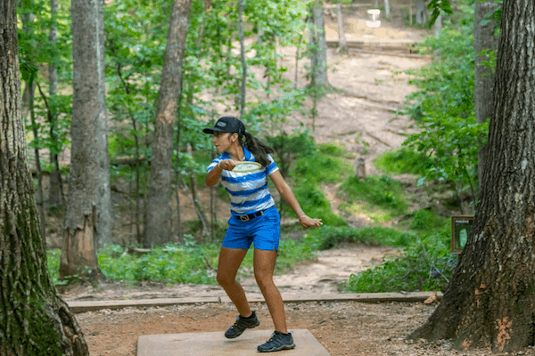 disc golf charlotte reedy creek