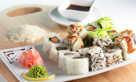 $17 for $30 Worth of Chinese Food and Sushi at Ginbu 401