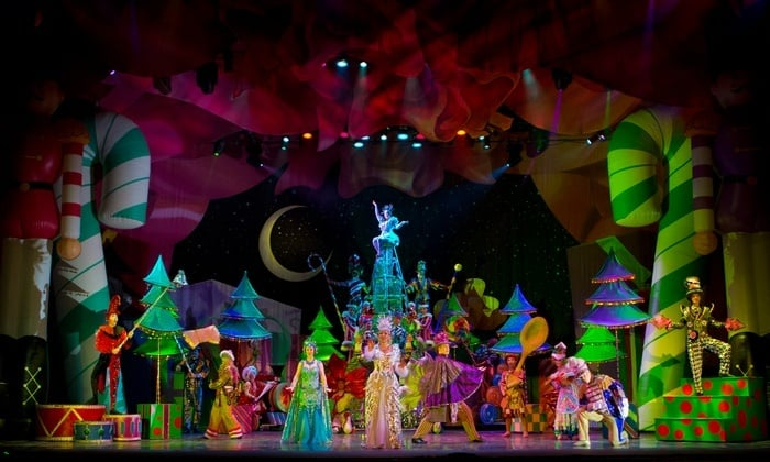 Cirque Dreams Holidaze (December 20-22)