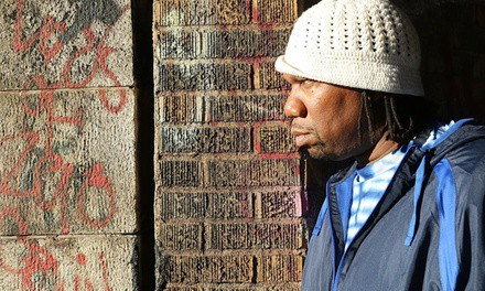 KRS-One on Friday, February 28 at 8 p.m.
