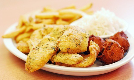 American Comfort Food at The Diamond Restaurant (Up to 40% Off). Two Options Available