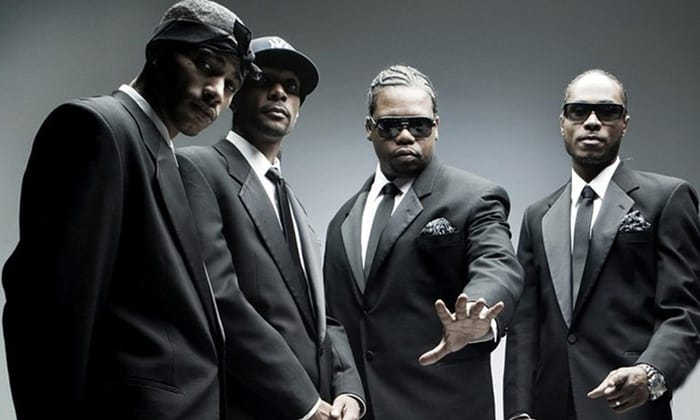 Bone Thugs-N-Harmony on Saturday, April 11