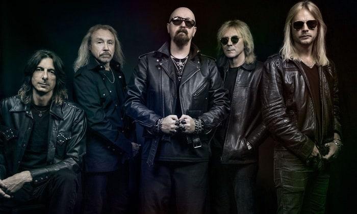 Judas Priest: 50 Heavy Metal Years on September 17
