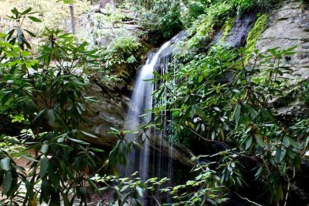 Hanging Rock Waterfall