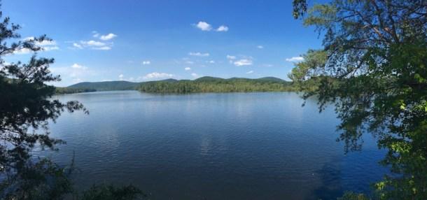 Morrow Mountain State Park Lake