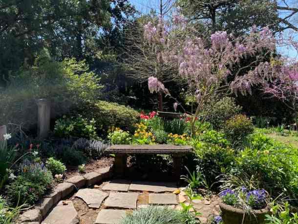 Memorial Garden in Concord