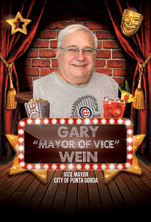 Gary Wein - Comedy for a cause