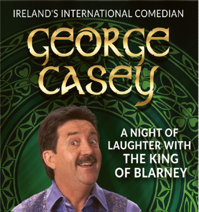 George Casey - King of Blarney
