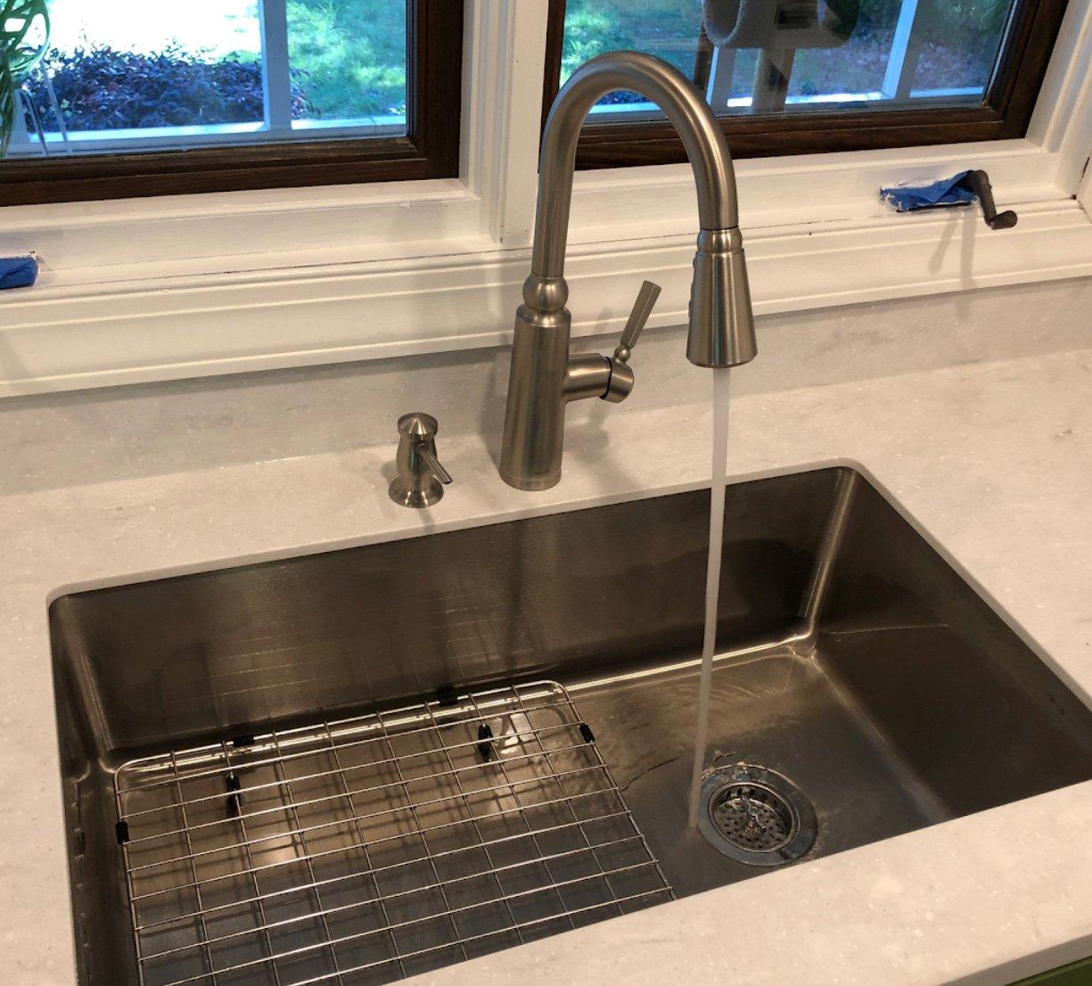 kitchen plumbing charlotte nc
