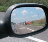 car's mirror