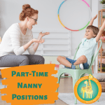 Part-Time Nanny