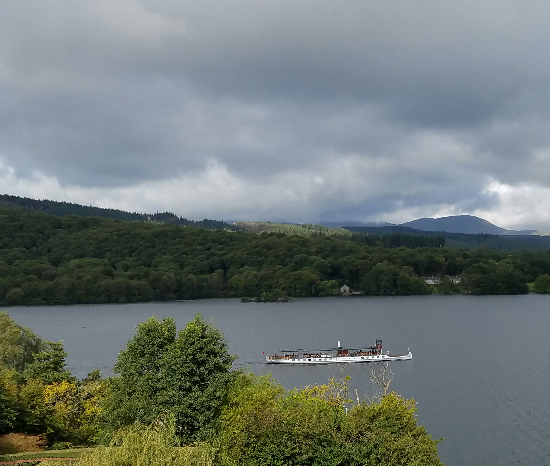England – Grasmere, The Swan, and No Name Roads
