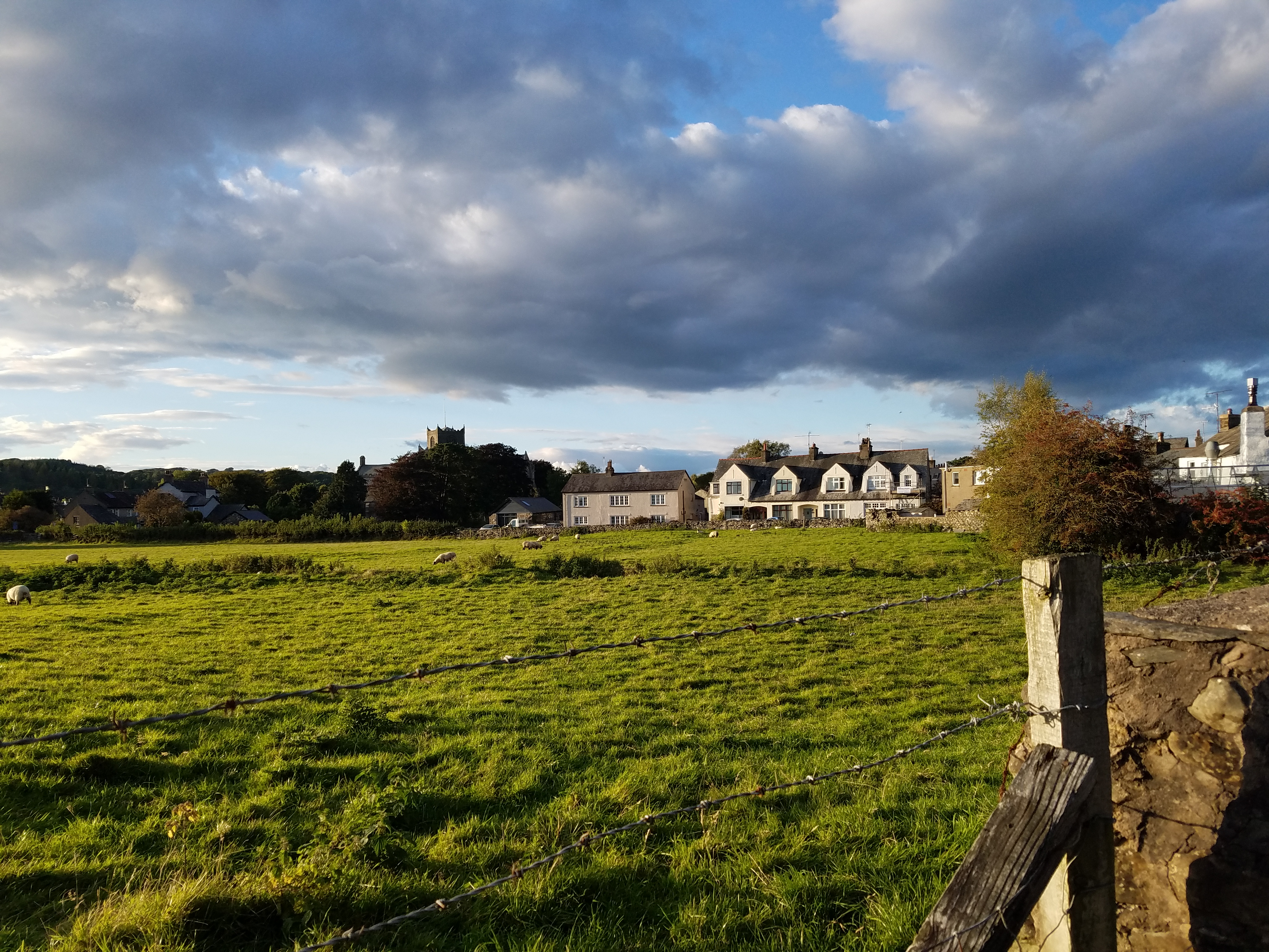 England – The Medieval Village of Cartmel