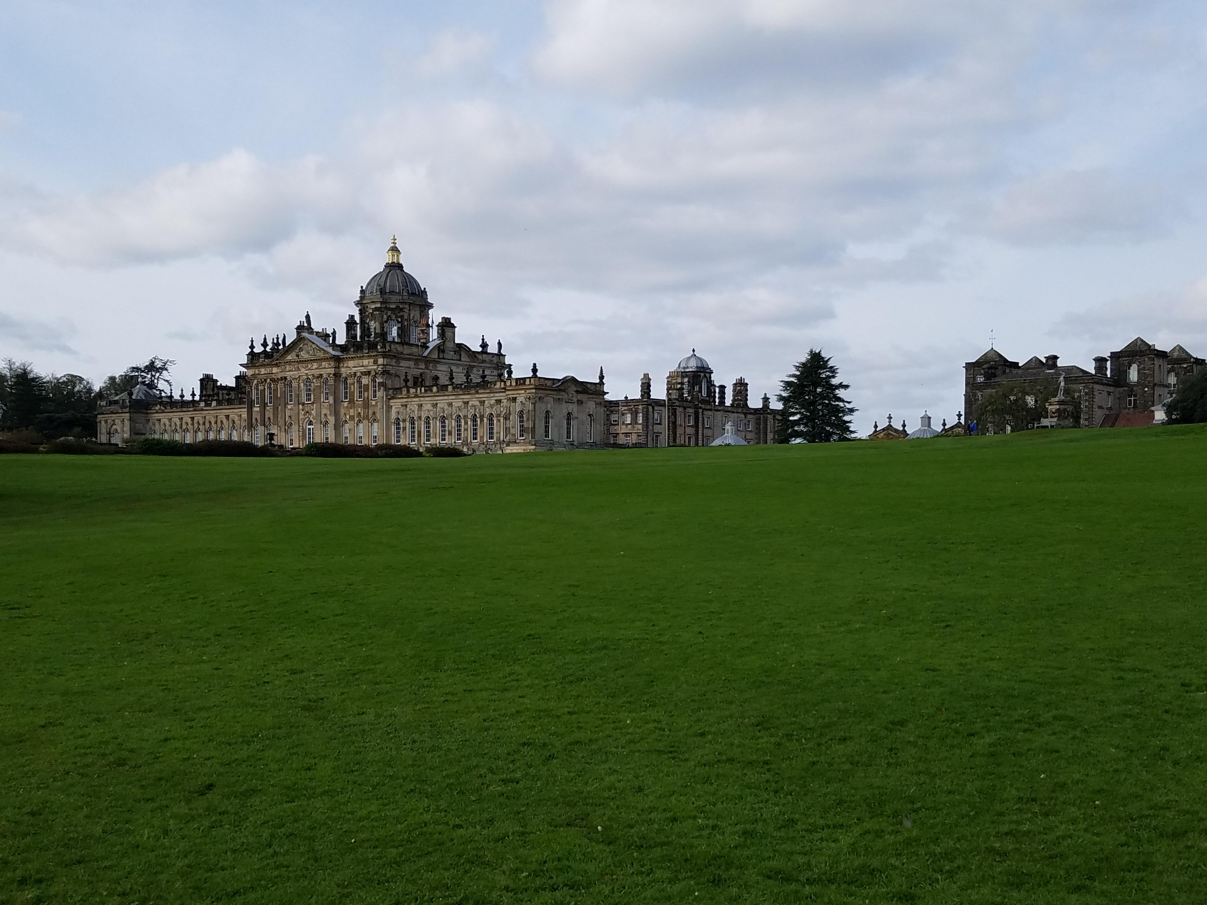 Yorkshire – Castle Howard