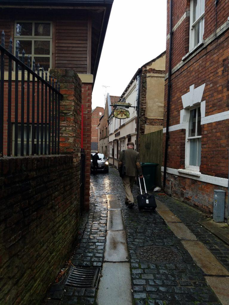 St Martin's Lane, York, England